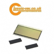 LCD Clock Replacement Screen Mk1 / Mk2 Golf, Jetta, Scirocco, Caddy